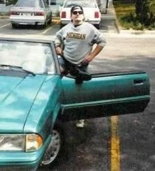 Mustang Daytona