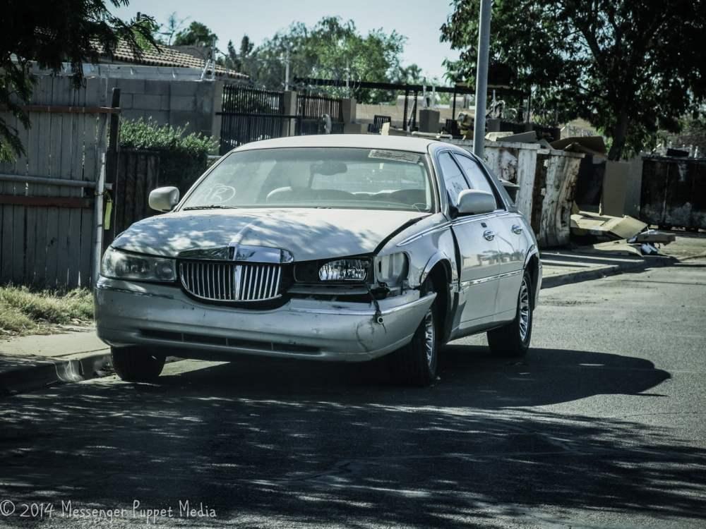 1998 Town Car