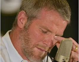 Brett Favre, Whiner