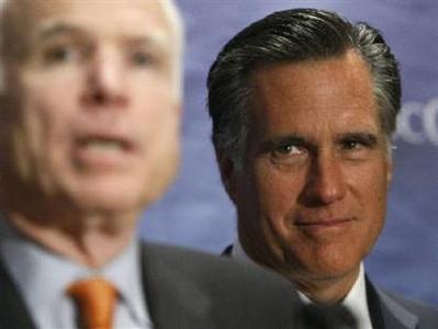 Romney McCain