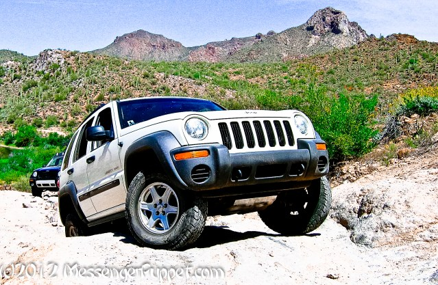 Jeep Liberty Coke Ovens
