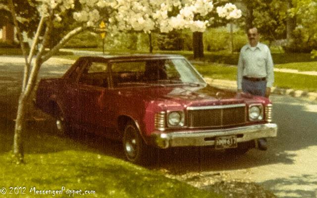 1977 Mercury Monarch