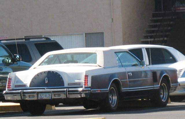 1979 Lincoln Continental Mark V Bill Blass