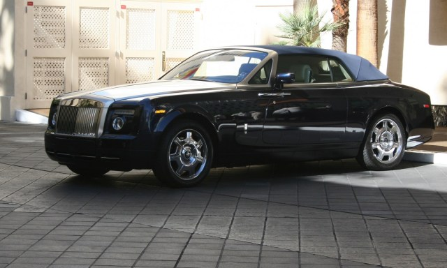 Rolls-Royce Phantom Drophead Coupé Golden Nugget