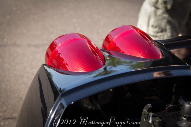 Enzo Ferrari tail lights