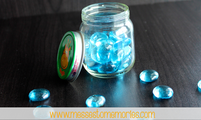 Increase Positive Reinforcement from Messes to Memories