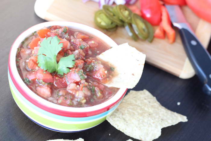 Homemade Salsa 4