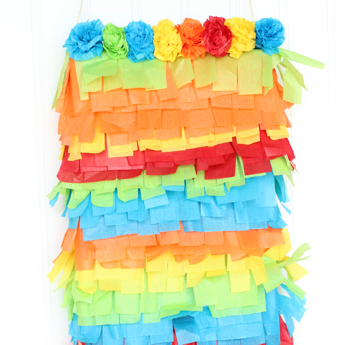 diy cereal box pinata messes to memories