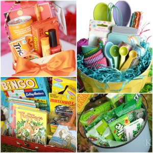 25 THEMED EASTER BASKET IDEAS