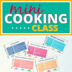 MINI COOKING CLASS