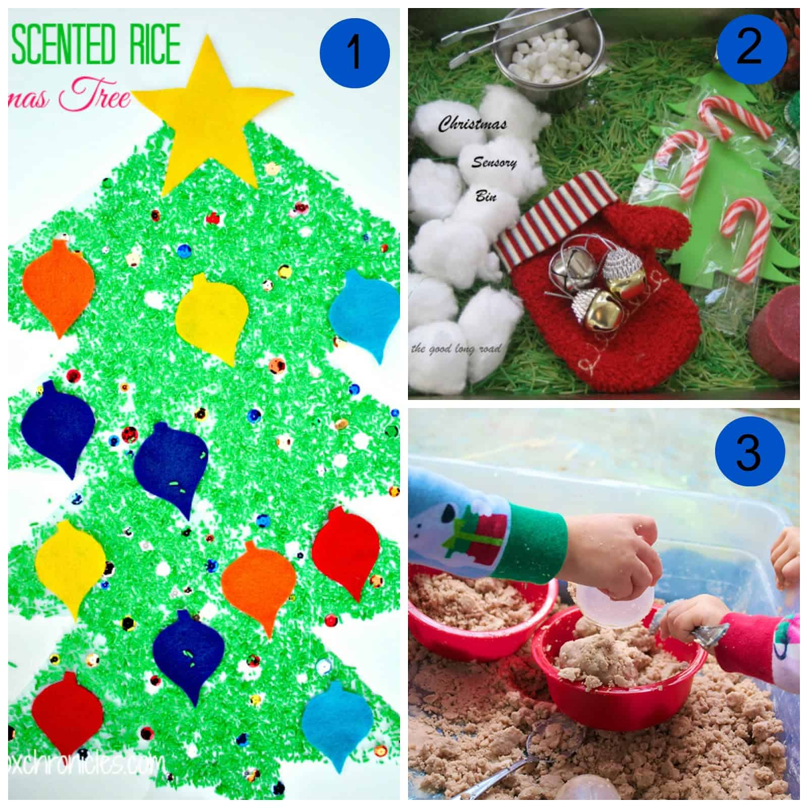 7 Holiday Sensory Activities And The Kids Weekly Co Op