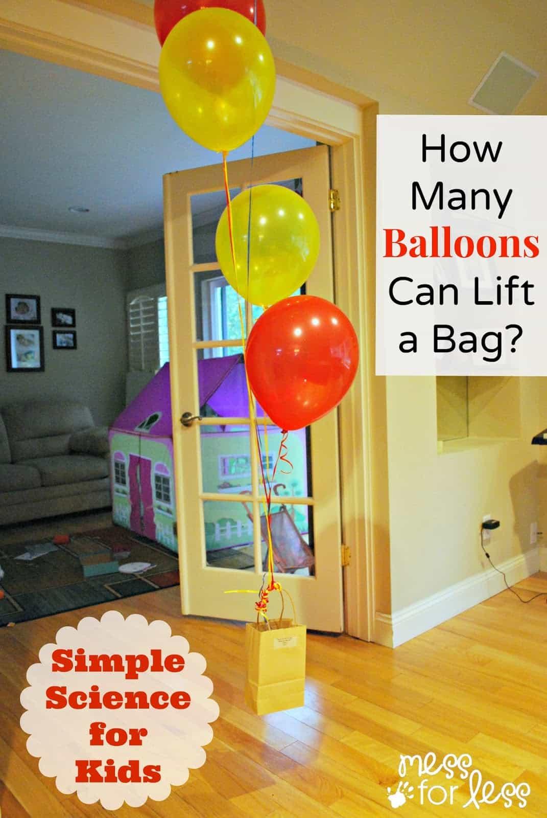 Simple Science For Preschoolers