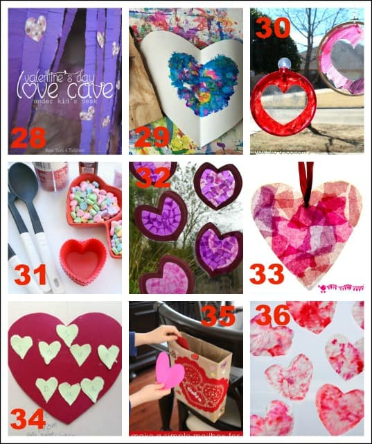 Valentines Day Activities For Toddlers Mess For Less