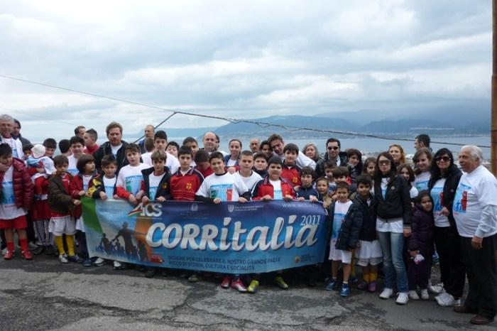 "Applausi & consensi per la ""Corritalia 2011"""