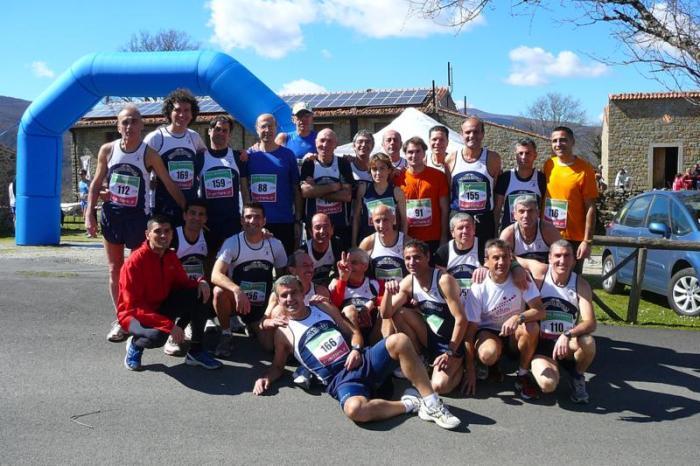 Podistica Messina: un gruppo che punta sempre a migliorarsi