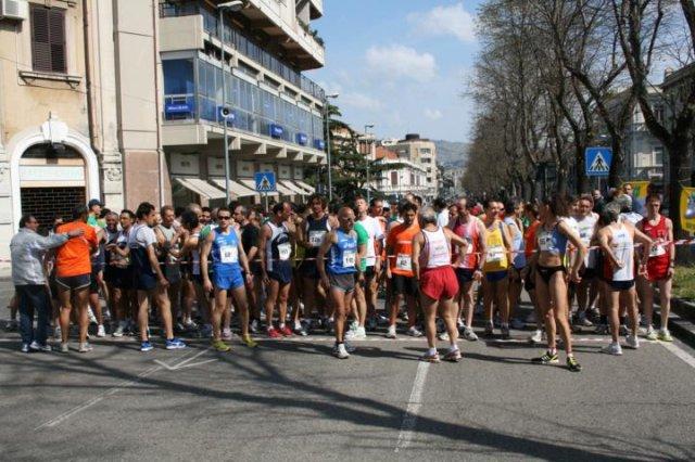 Cinque giri nel circuito di Viale San Martino