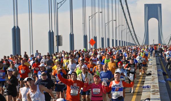 Maratona di New York: la grande attesa sta per terminare