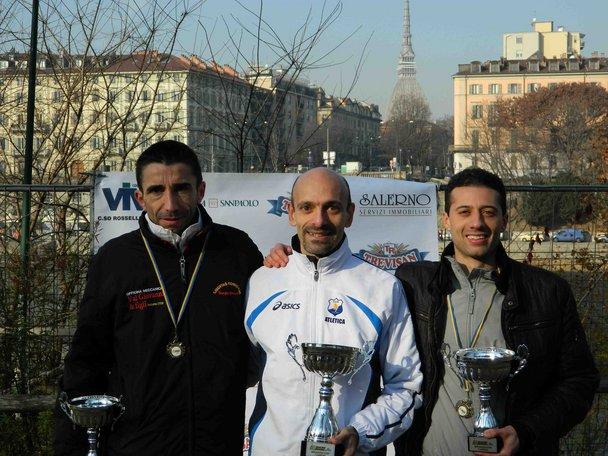 """Trionfo messinese alla """"II Royal Half Marathon"""" di Torino"""