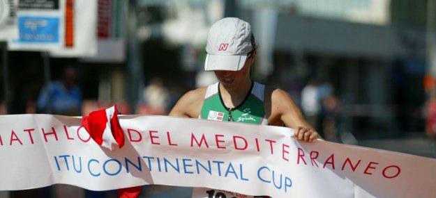Successi di Moulai e Klamer al XX Triathlon del Mediterraneo