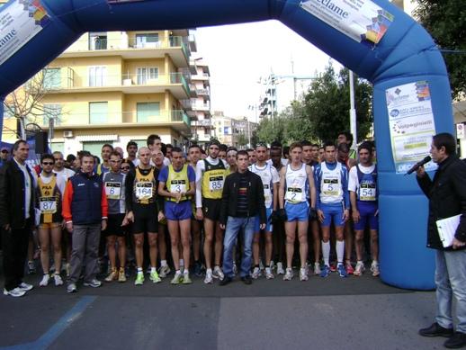 Sebahire vince il Giro Podistico Nazionale di Caltagirone
