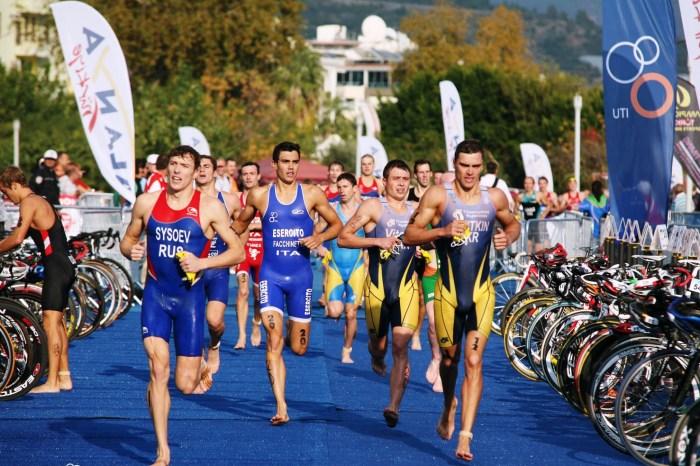 Cancellati gli Europei di Triathlon, a Recco i Tricolori di Aquathlon