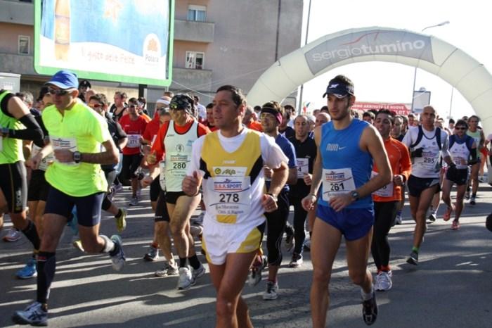 """La """"Hybla-Barocco Marathon"""" descritta dagli organizzatori"""