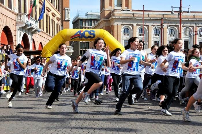 """La """"Corritalia"""" prova d'apertura del Progetto corsa su strada 2012"""