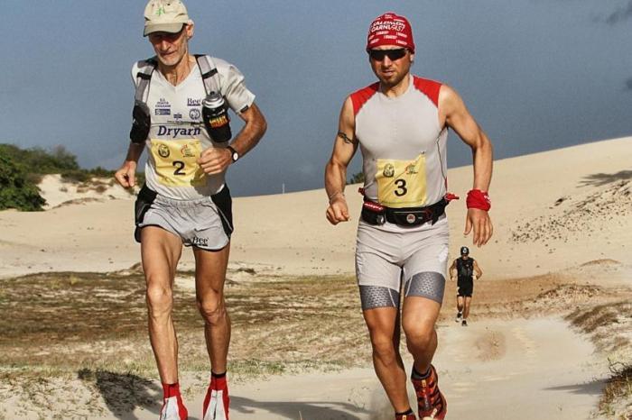 Olmo e Gazzola al 1° Sardinia Trail