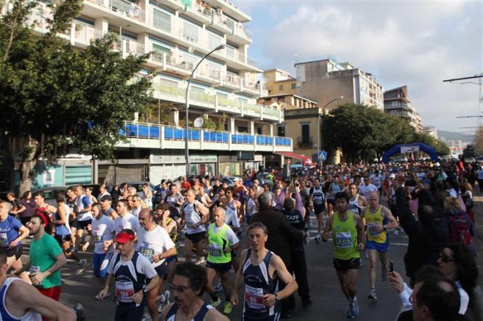 "Fumata bianca sulla ""Messina Marathon"""