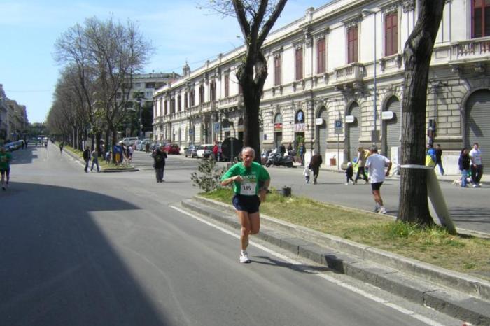 """Tutta la viabilità per il """"Vivicittà 2012"""""""