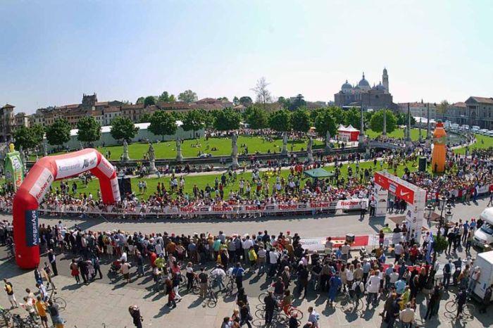 Molto veloce la maratona di Sant'Antonio