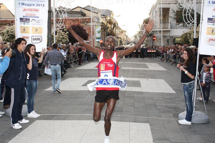 "Il ruandese Rukundo vince la ""Trecastagni Star"""