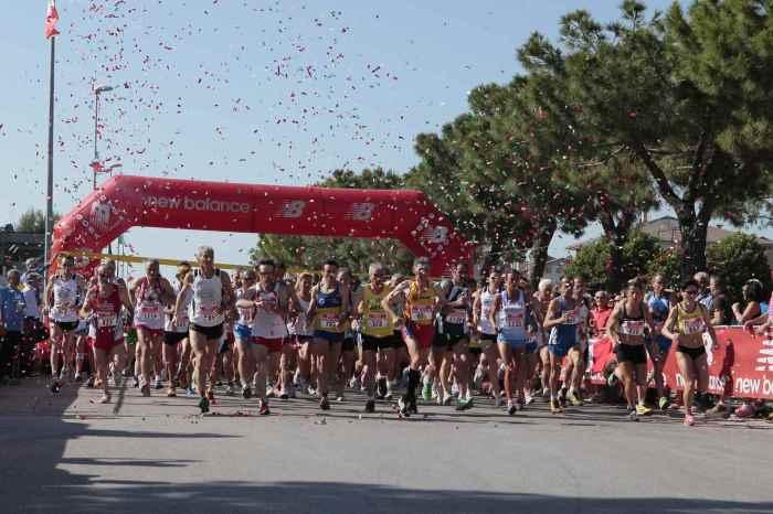 Campionati Italiani Master 10 km: Scionti argento