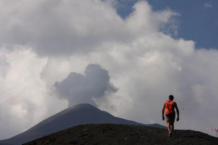 Primo atto per l'Etna Trail 2012