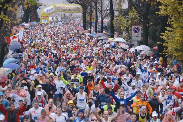 """Già quattromila iscritti per la """"Firenze Marathon"""""""