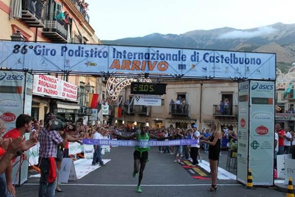 Domenica 16 settembre il Giro di Castelbuono