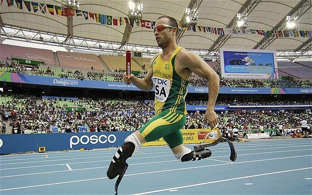Pistorius convocato per le Olimpiadi di Londra