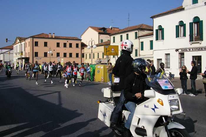 Edizione in grande stile per la Venicemarathon
