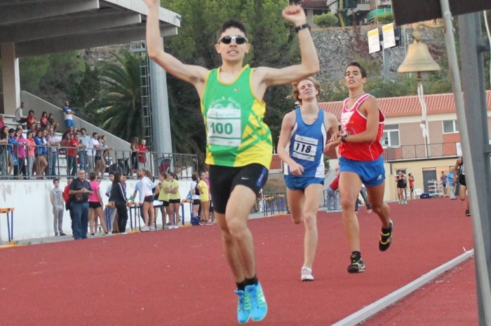 Vincenzo Messina sesto ai Campionati Italiani
