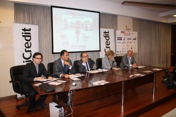 Presentata la Maratona Internazionale di Palermo