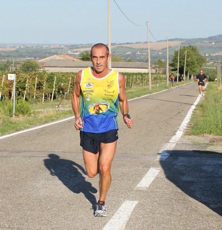 """""""Filippide il Maratoneta"""" di Saverio Scozzoli"""
