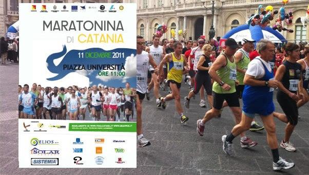 """Cresce l'attesa per la """"Maratonina di Catania"""""""