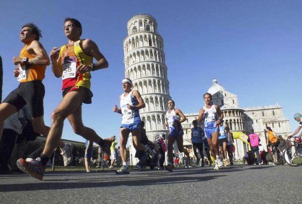 "Tutto pronto per la ""XIV Pisa Marathon"""