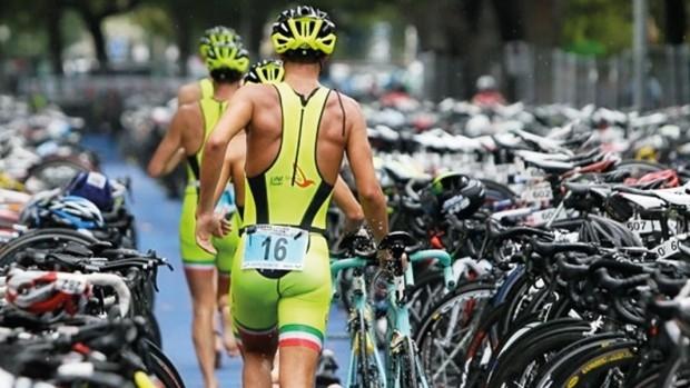 Corsa e bicicletta
