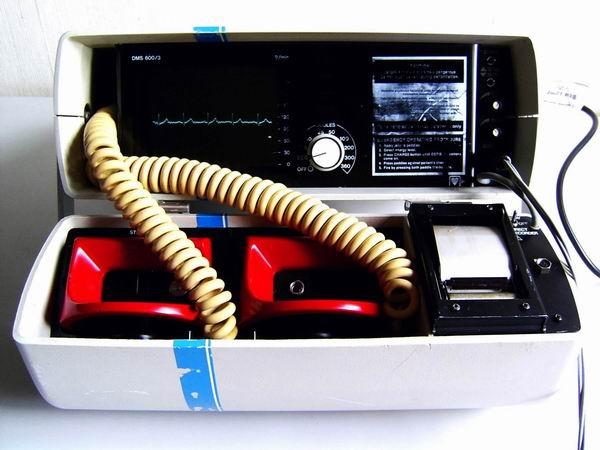 Corso di rianimazione con uso del defibrillatore