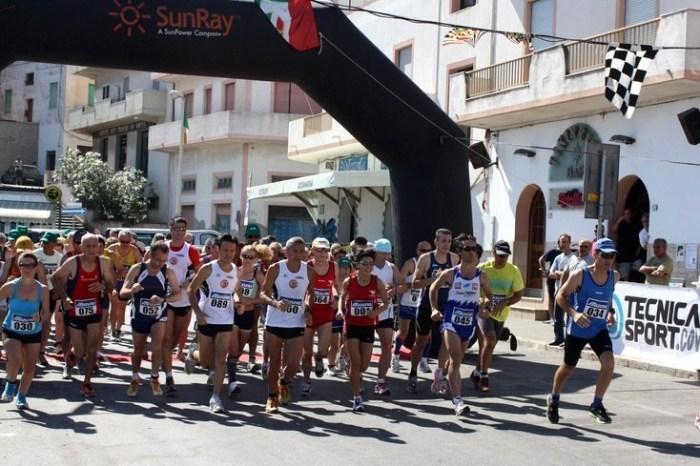 """Ritorna il """"Giro Podistico dell'Isola di Pantelleria"""""""