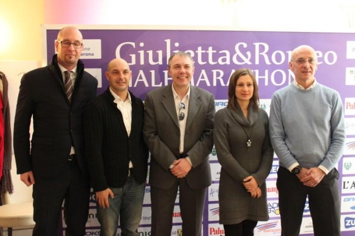 """Più di 5000 alla """"Giulietta&Romeo Half Marathon"""""""
