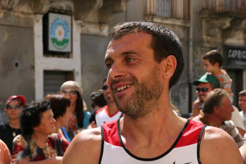 Modica, Baldini e Goffi alla maratona di Milano