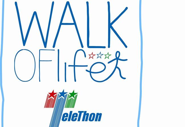 """Fidal con Telethon per """"Walk of Life"""""""