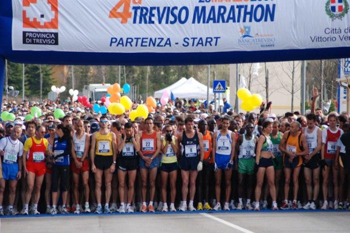 Boudalia e Wangoi ok a Treviso, trionfo di Marca